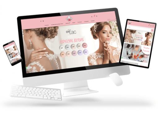 Diseño web Darianails